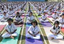 state initiates yoga teaching from this year says education minister