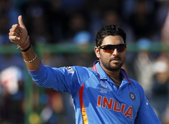 yuvaraj plays 300 one day cricket match so far