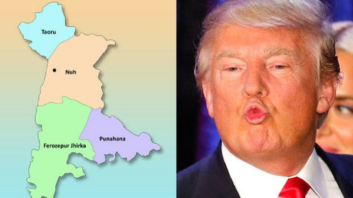 Haryana village to be named after Trump