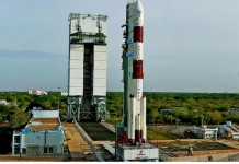 ISRO launched PSLV C38