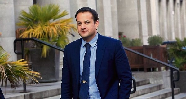 indian native sworn in as ireland prime minister