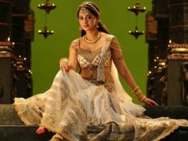 anushka sharma act as droupadi in mahabharatham randamoozham