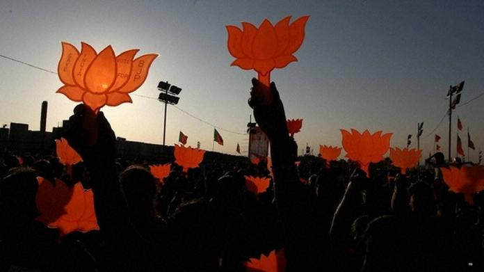 bjp BJP medical bribery case NRI seat instead of bribe fake receipt BJP gains majority in gujarat