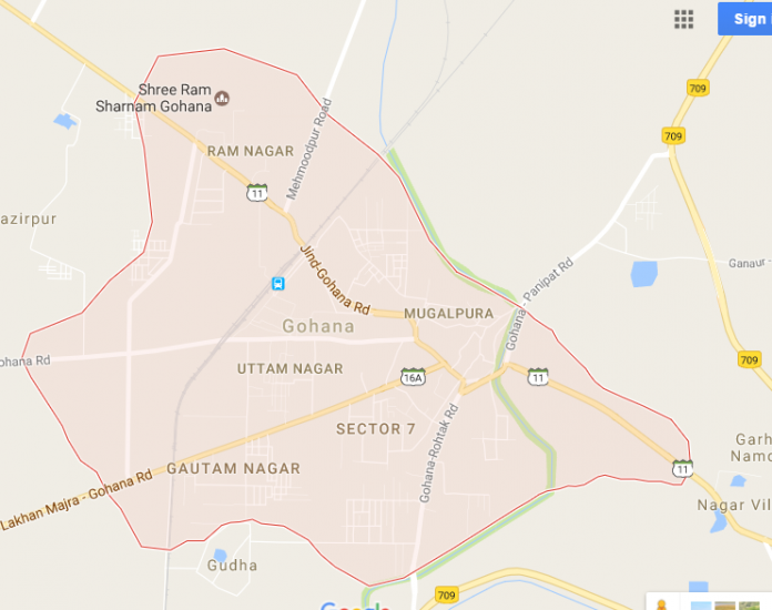 strong earthquake delhi