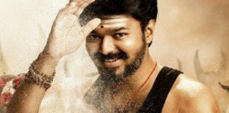 ilayadalapathy vijay new film mersal first look poster out