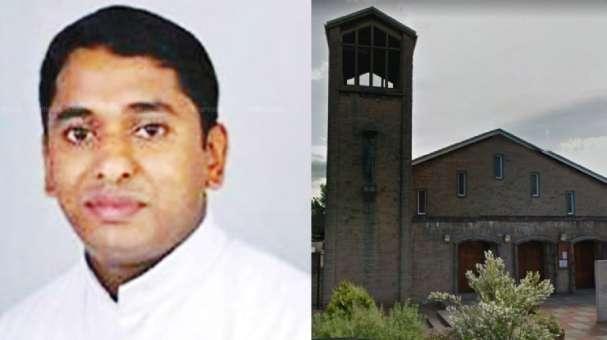 scotland malayalee priest died