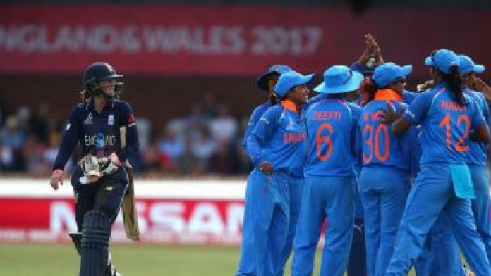 india woman world cup