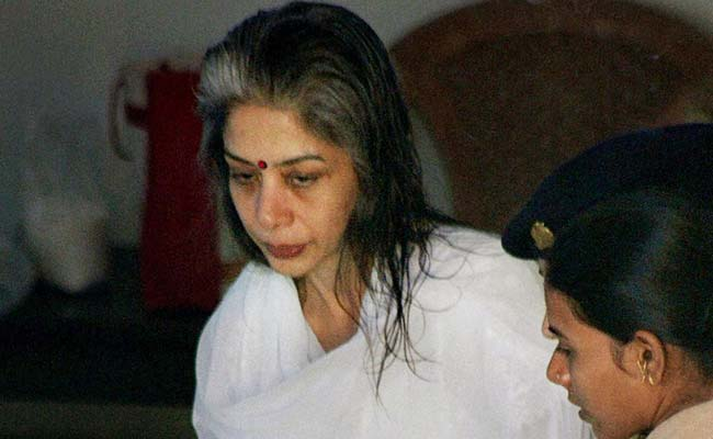 indrani mukherjee was assaulted in jail says medical report