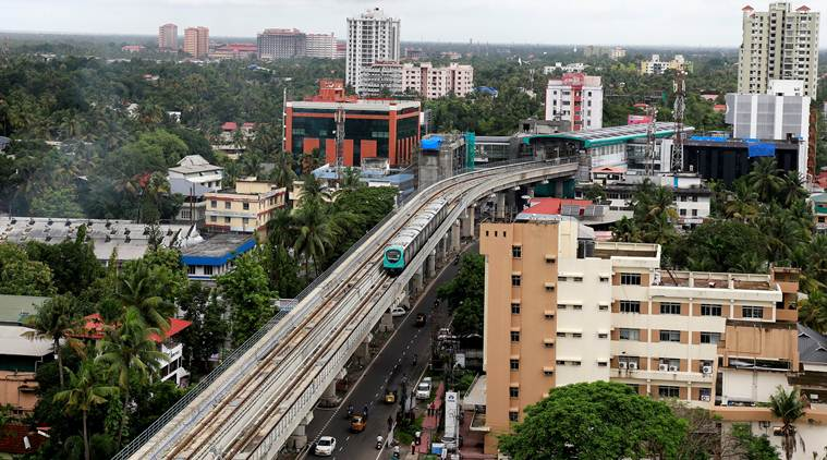 kochi metro metro extends to 313 km