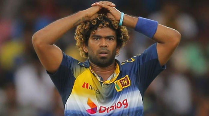 malinga banned from cricket for one year