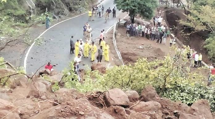 wayanad ghat pass landslide