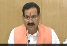 narottam mishra disqualified by election commision