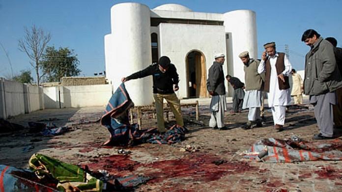 pakistan bomb blast series 38 died