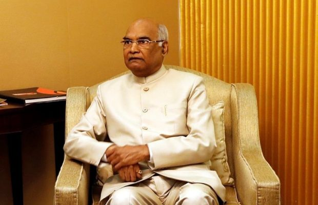 Janatadal supports NDA president candidate ramnath kovind to be sworn in as prez today new governors assigned