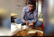boy who made samosas crack IIT
