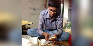boy who made samosas crack IIT