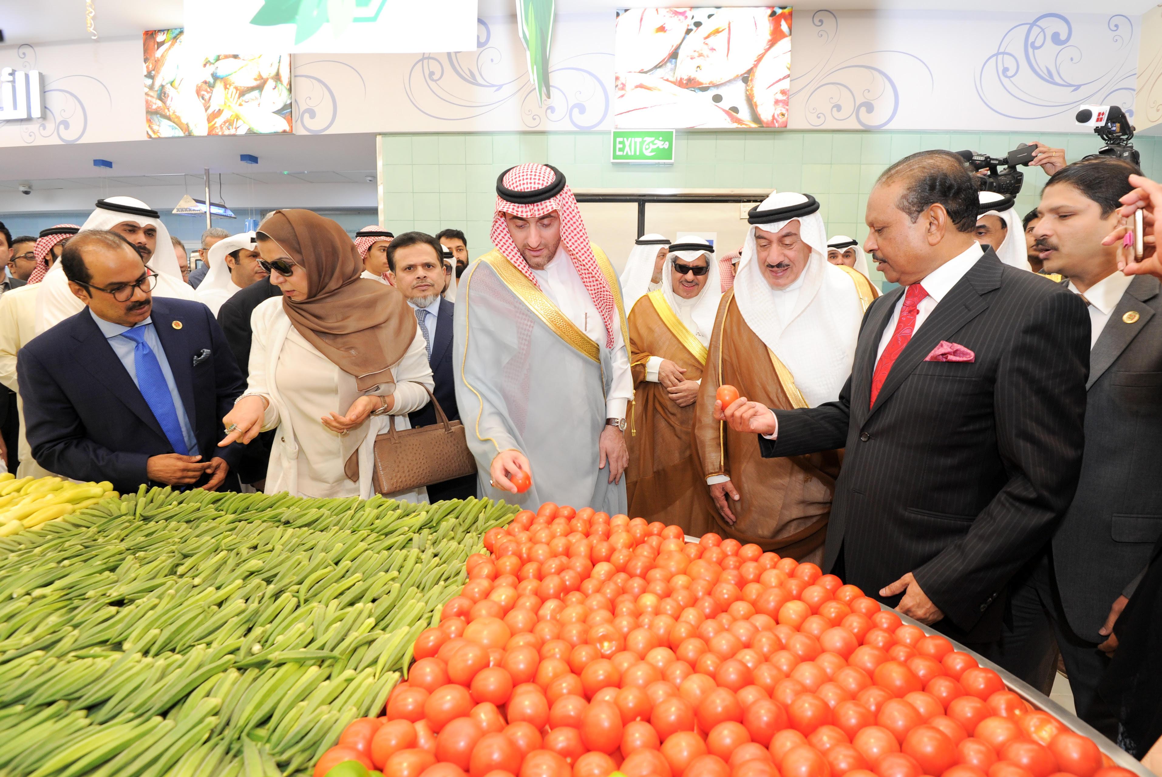 LULU EXPANDS KUWAIT OPERATIONS OPENS 7th hypermarket in Al Jahra