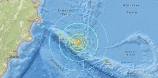 russia earthquake 7.8