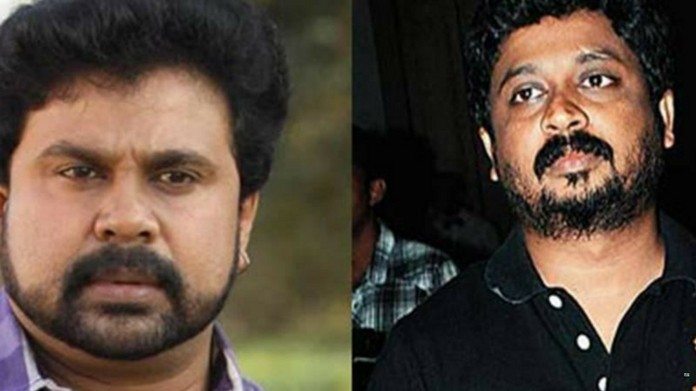 dileep with brother