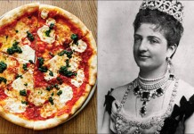 food items named after famous persons