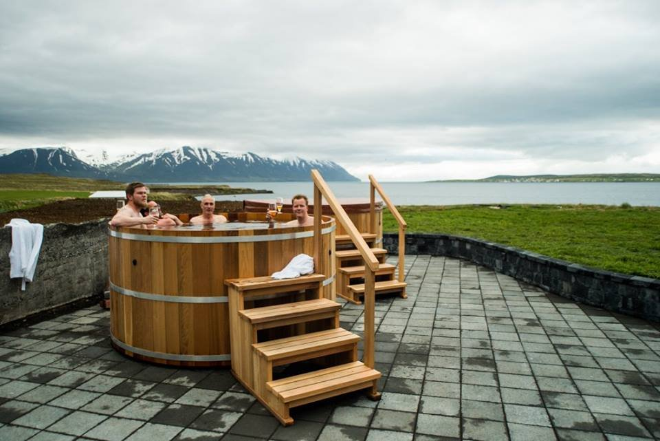 Beer bath  Spa In Iceland