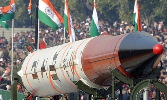 india missile aims china says america