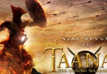 tanaji first look poster