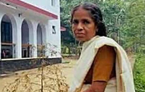 MN-Vijayan wife sharada