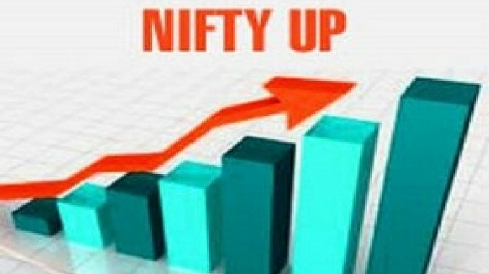 NIFTY for the first time in history crosses 10000