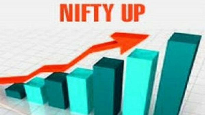 NIFTY for the first time in history crosses 10000 nifty closed in record point