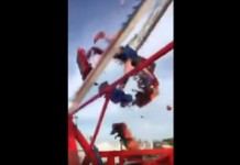 OHIO STATE FAIR RIDE ACCIDENT Ride Malfunctions