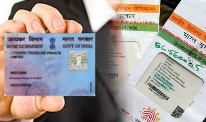 Linking Aadhaar and PAN is not mandatory for all date to link aadhar and pan extended