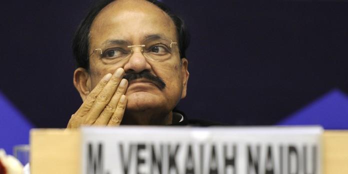 Venkaiah Naidu NDA's vice-presidential candidate
