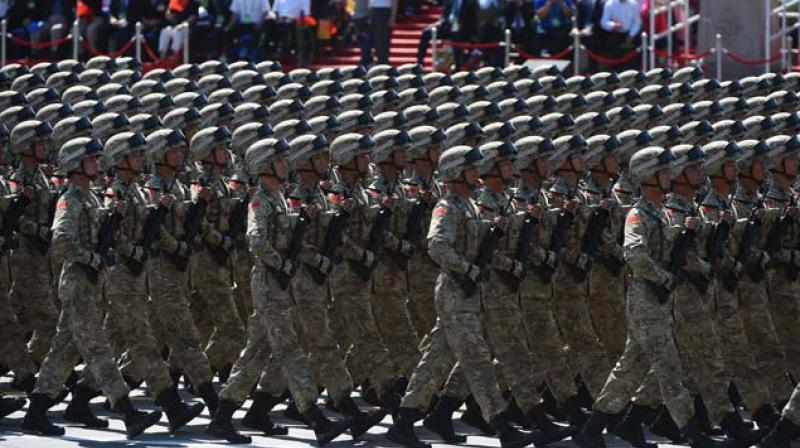 china reduces army strength to 10 lakhs
