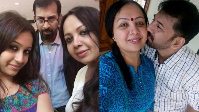 actress thara kalyan husband and anchor rajaram in critical condition soubhagya venkitesh fb post on raja venkitesh death reason