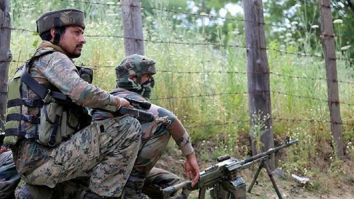 army killed terrorist at assam