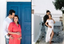 isha deol maternity photoshoot