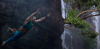 youth died imitating bahubali waterfall jumping scene