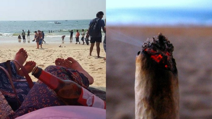 criminals inhabiting cherai beach