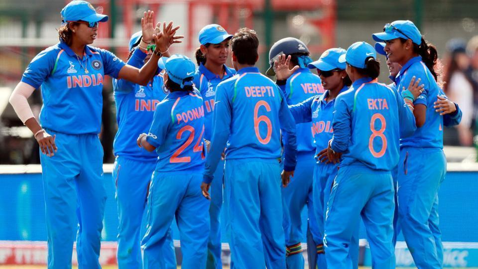 women world cup cricket india in semi finals