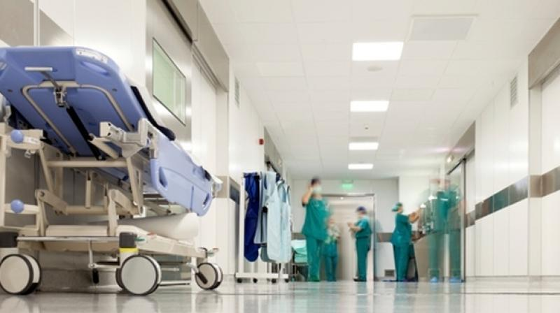 private hospitals strike from monday onwards