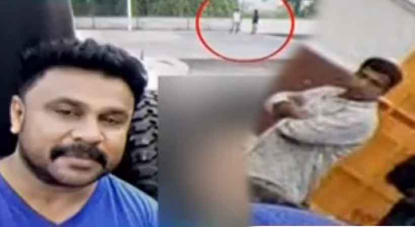pulsar suni came in georgettans pooram as driver