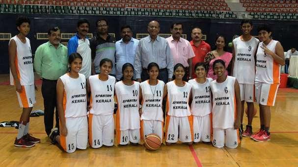 national youth basketball kerala won bronze