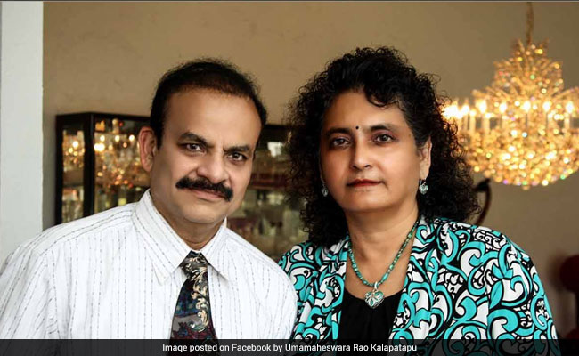 indian doctor couple died in america