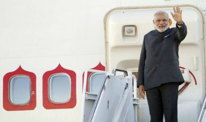 Modi begins three-day visit to Israel today