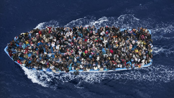 european union imposes limitation on refugee boats