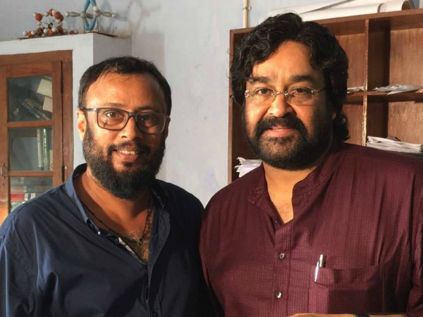 Lal Jose FB post searching for Mohanlal look alike