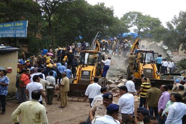 mumbai 5 dead