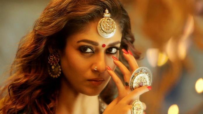 nayantara to be seen as droupadi in kurukshetra nayanthara gear up for secret wedding