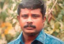 RSS rajesh murder 6 arrested